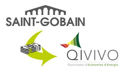 Qivivo et Saint-Gobin