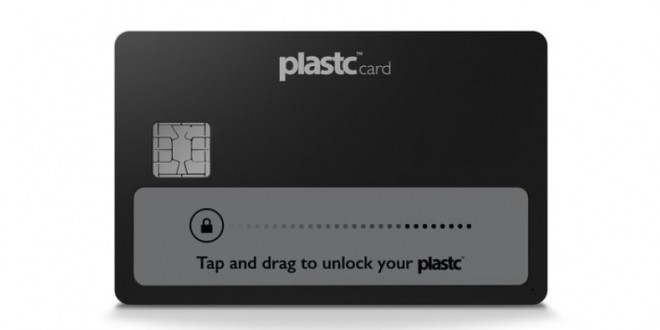 Plastc regroupe toutes vos cartes