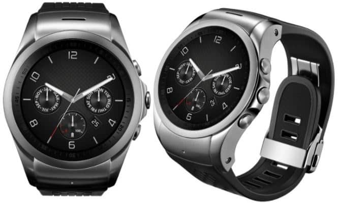 android wear lg watch