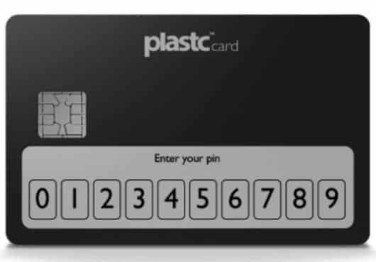 plastc card carte de credit connectee
