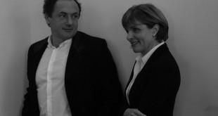 Anne Lauvergeon et Ludovic Le Moan