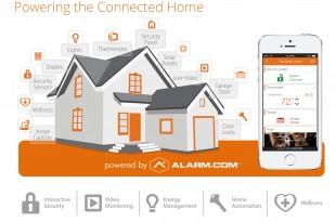 Smarthome Alarm.com