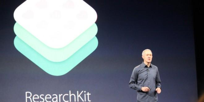 Données médicales Apple