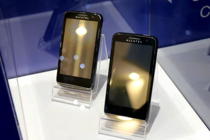 Sunpartner Alcatel Smartphones