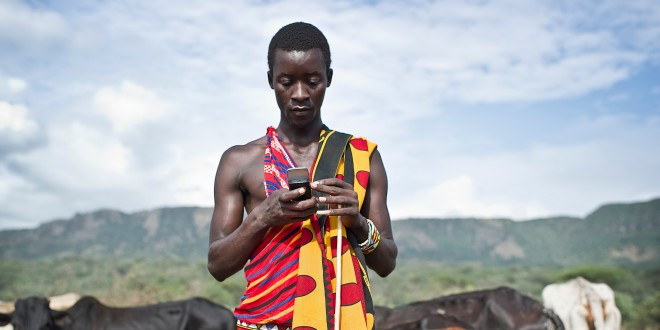 Kenya téléphone mobile