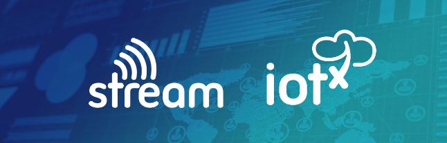 Stream IoT X