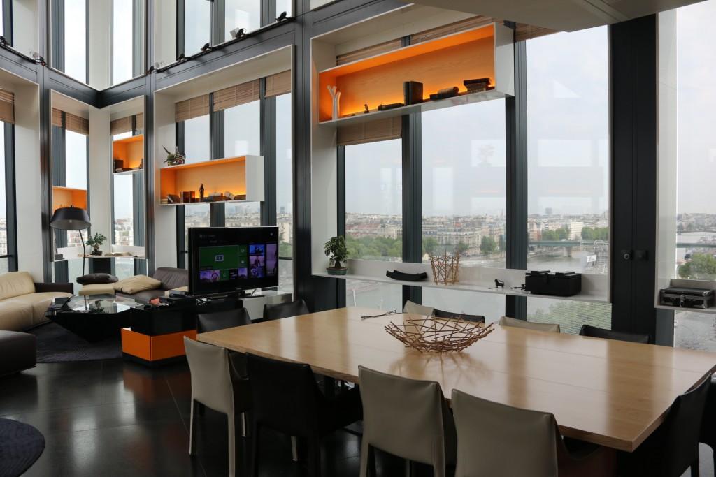 Appartement numérique