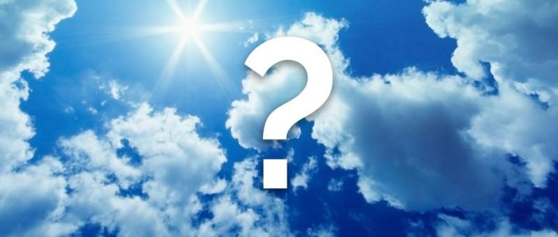 le cloud sujet d'angoisse