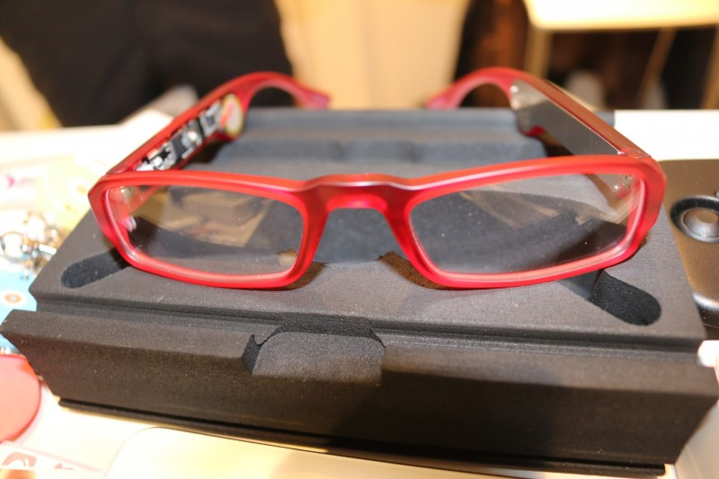 lunettes connectés