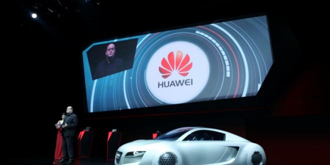 Huawei Et Audi S Int 233 Ressent 224 La Voiture Connect 233 E
