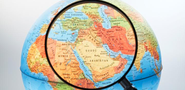 MENA région