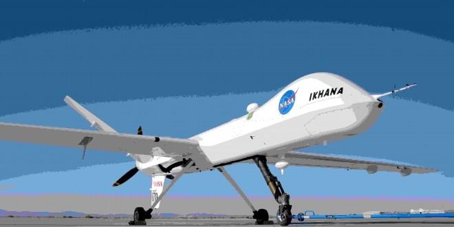 Nasa drone terroriste