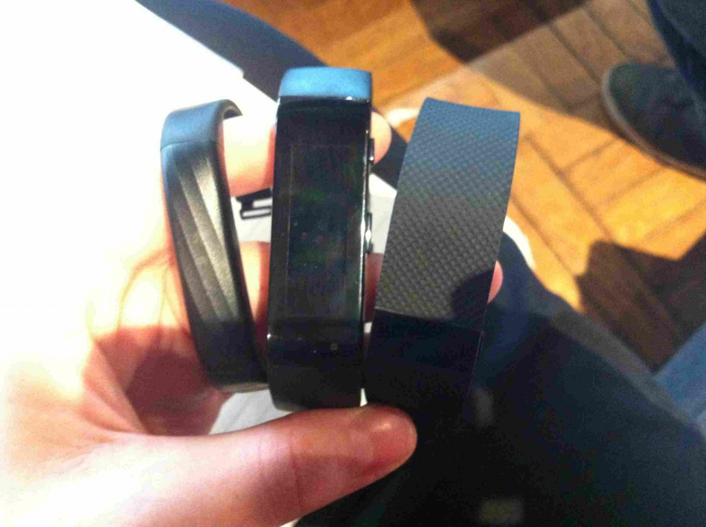 Jawbone Fitbit