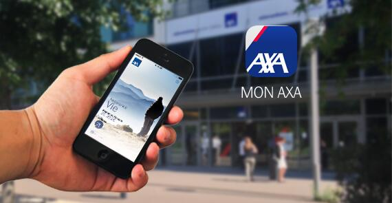 Application Mon Axa