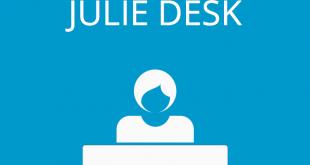 levée de fonds julie desk