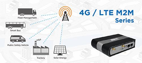 Billion 4G LTE M2M