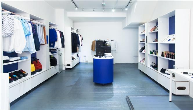Dandy shop. Smart shop. Londres IoT