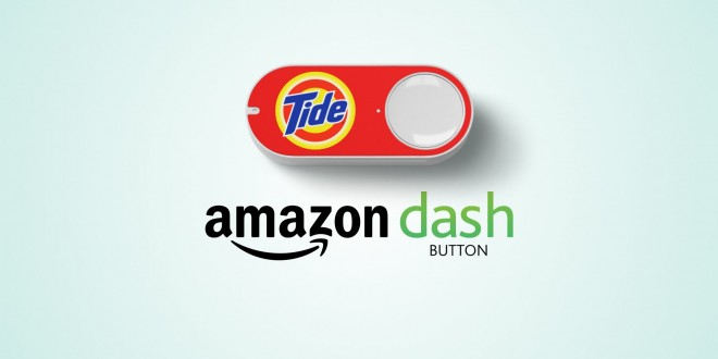 Bouton hack amazon dash