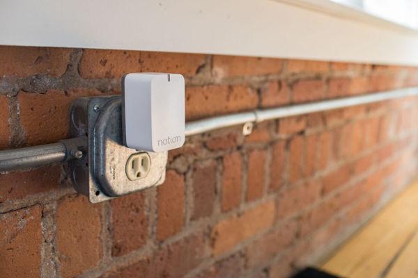 Notion propose une solution de home security