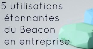 Beacon en entreprise
