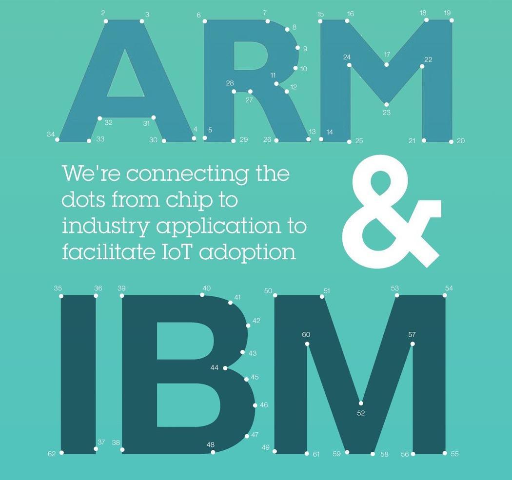 Accord historique entre IBM et ARM