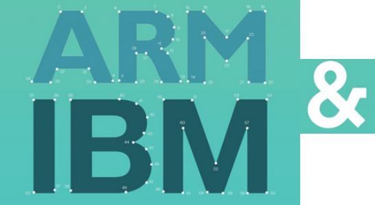 ARM et IBM