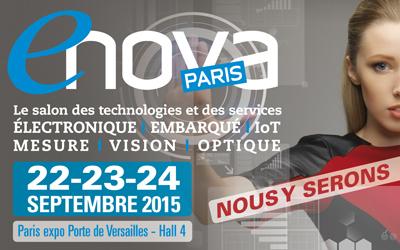 Enova Paris 2015