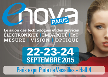 salon Enova Paris 2015