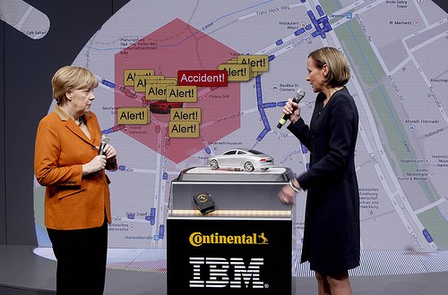 IBM Connected Car