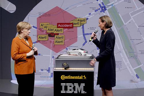 IBM Connected Car