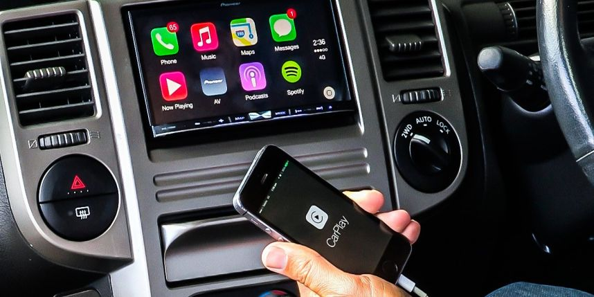 La voiture électrique d'Apple sera surement compatible avec l'iPhone, l'iPad et l'Apple Watch.