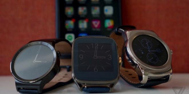 Les montres Android Wear sont désormais capables d'être utilisées en tant que tracker de santé et de recevoir les notifications en provenance d'un iPhone.