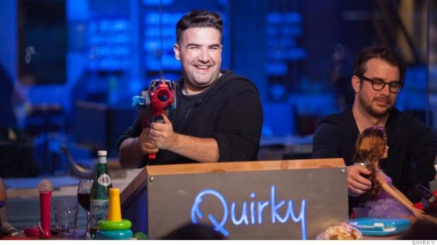 Quirky et Mattel on collaborer à la création de jouets.