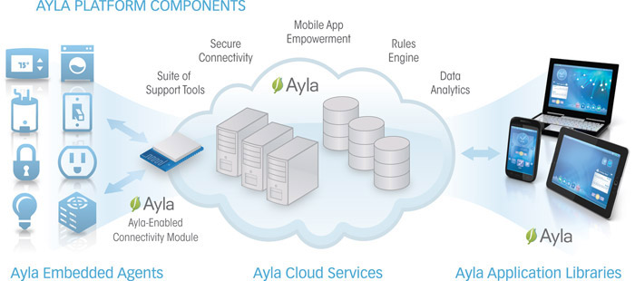 Ayla Networks fonctions