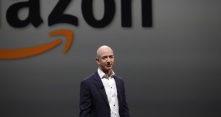 Jeff Bezos, le PDG d'Amazon