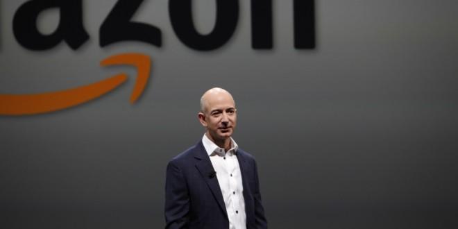 Jeff Bezos, le PDG d'Amazon