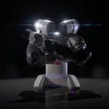 robot collaboratif 2 bras yumi cobot de abb