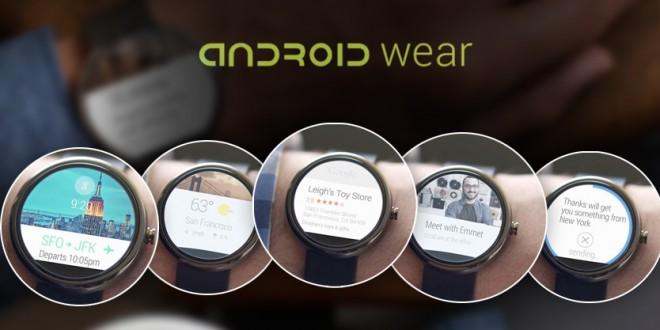 Android Wear, l'OS aux multiples fonctionnalités