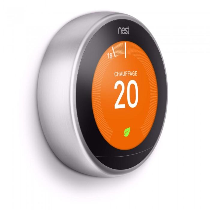 Nest nouveau thermostat