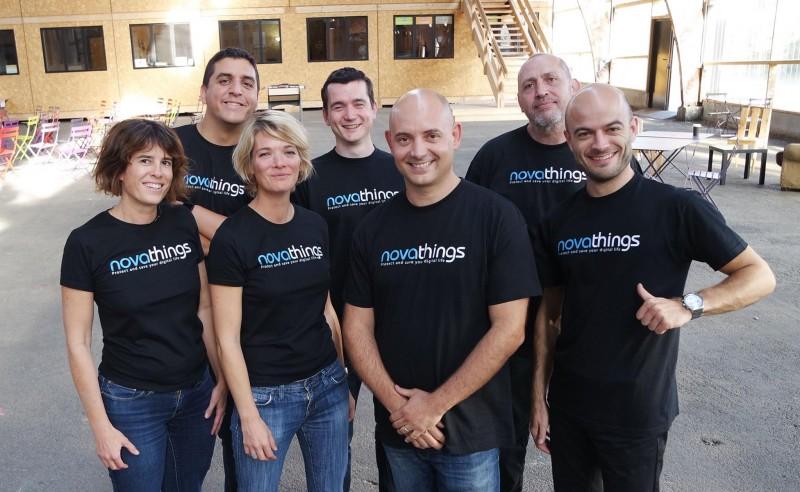 équipe de Novathings