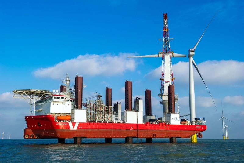 Les éoliennes London Array sont prévues de tourner 24h/24 7j/7 pendant 20 ans.
