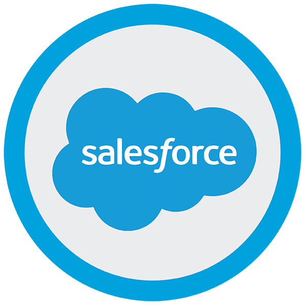 Le logo de Salesforce
