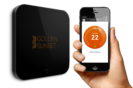 Exemple d'application connectée IoT 2016