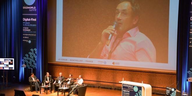 Ludovic Le Moan, CEO de Sigfox