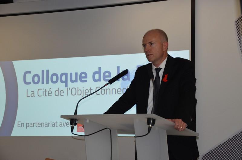 FIRIP Président Etienne Dugas