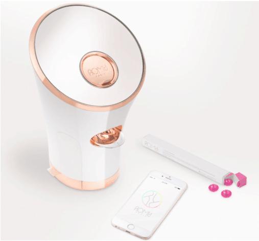 FIGURE, l'objet connecté au service de la cosmétique connectée