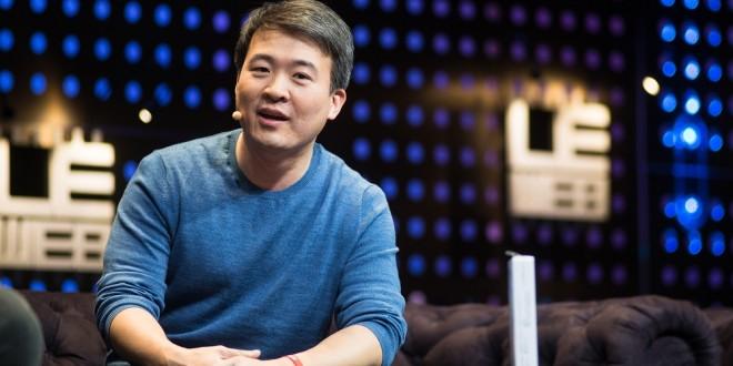 John Park CEO Fitbit