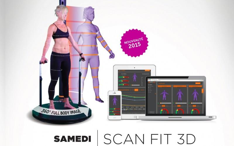 Scan Fit 3D
