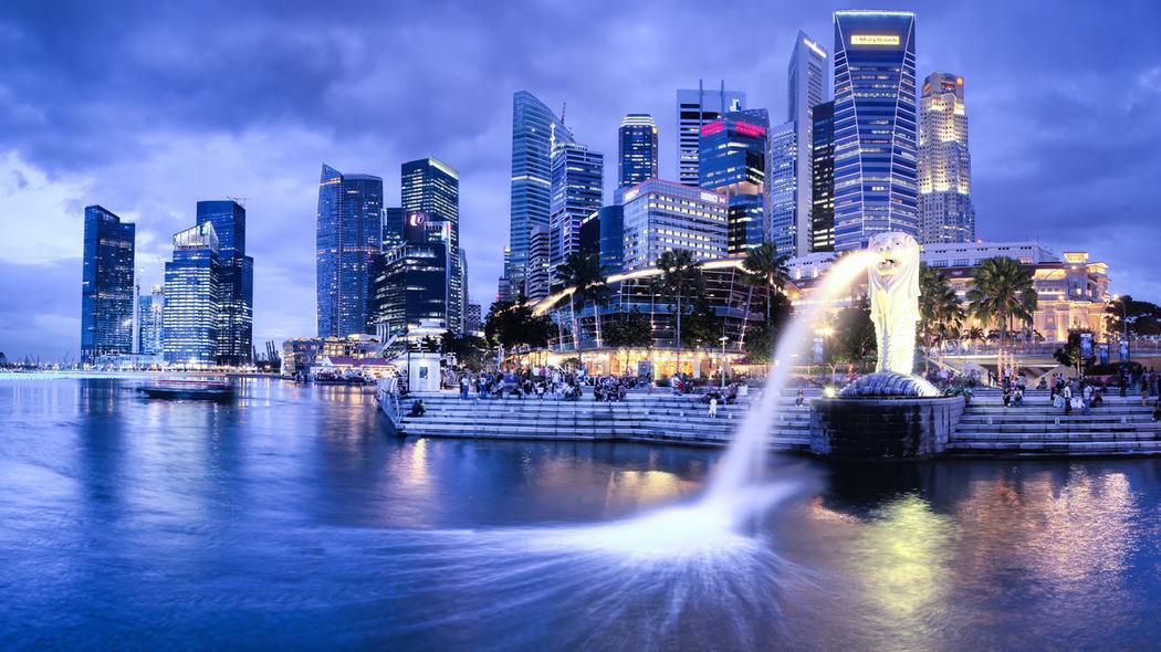 Smart city de Singapour