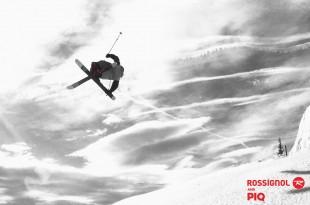pig rossignol ski connecté